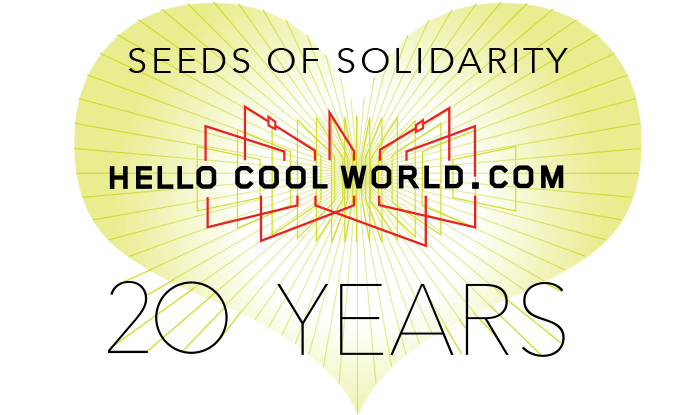 Hello Cool World is 20!